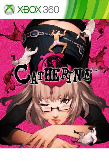Catherine Xbox 360 Midia Fisica Lacrada (+18)