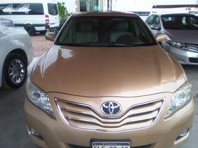 Toyota Camry 2.5 Xle L4 Aa Ee Qc Piel At 2011 Dorado