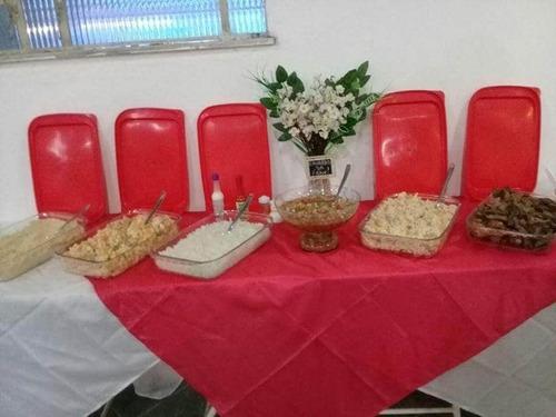 Imagem 1 de 5 de Buffet De Churrasco Completo Vamos Em Qualquer Lugar E