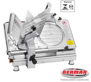 Cortador Fatiador Frios Semi Automático Bermar - Bivolt