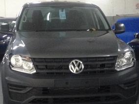 Volkswagen Amarok Trendline 2.0 C/d 4x2 2018 Adjudicada- Rl