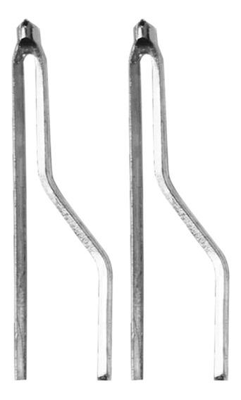 Cautin Repuesto Punta Para D550 2 Piezas 7250w Weller