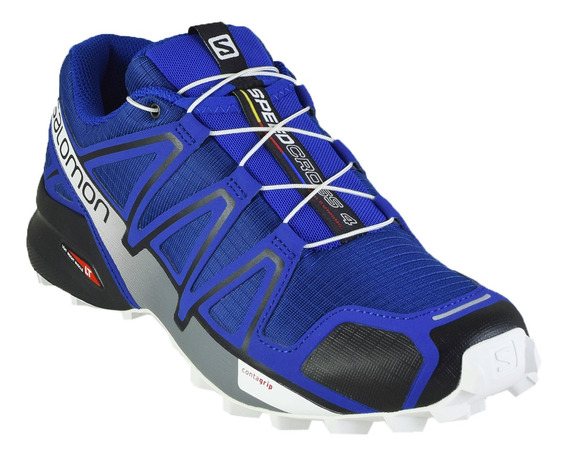Zapatillas Hombre Salomon Speedcross 4 Trail Running Maza/bl