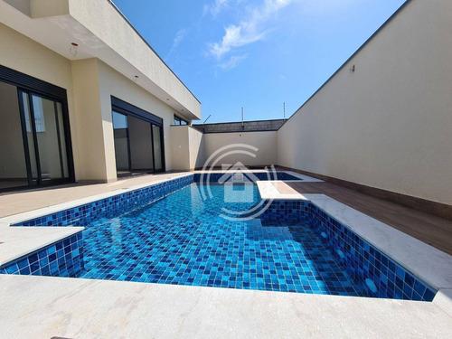 Imagem 1 de 25 de Casa Com 3 Dormitórios À Venda, 200 M² Por R$ 1.350.000,00 - Jardim Emília - Sorocaba/sp - Ca0652