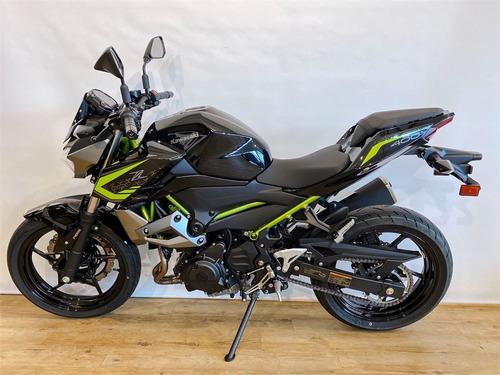 Kawasaki Z 400 Abs  2020 Usada Con 2500 Km Inmaculada