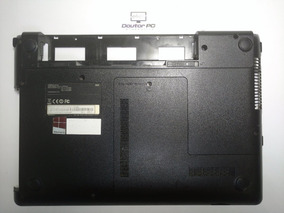 Carcaça Inferior Notebook Samsung Np300e4c-ad4br Original Br