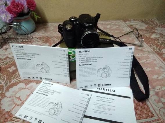 Camara Digital Fujifilm Finepix S1600 Series