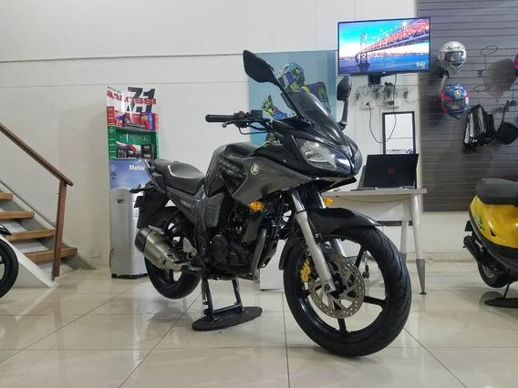 Yamaha Fz 16 Fazer 2012