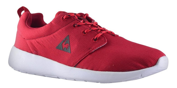 Zapatilla Le Coq Sportif Ione Solid Rojo 36 Al 39 1-7370