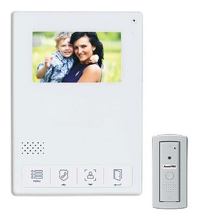 Interfon Videoportero Antivandalismo Touch Camara Alta Res.