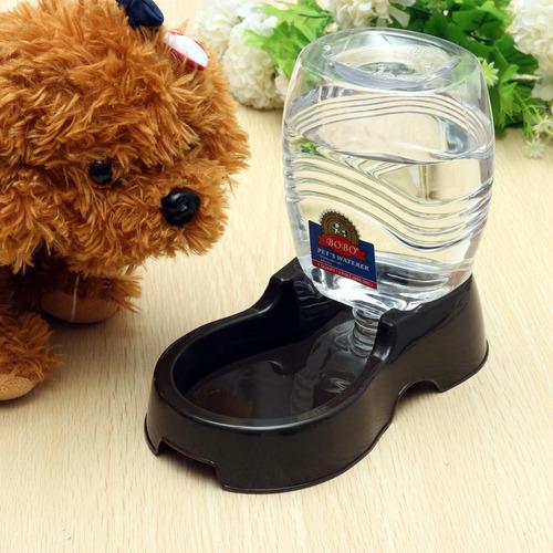 Dispensador De Agua Para Mascotas Generic, Capacidad De