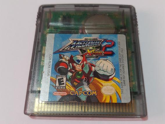 Gbc: Megaman Xtreme 2 Original Americano! Raríssimo! Jogaço!