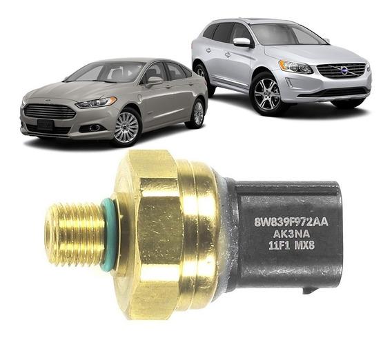 Sensor Pressao Combustivel Xc60 T5 Fusion 2.0 2012 A 2018