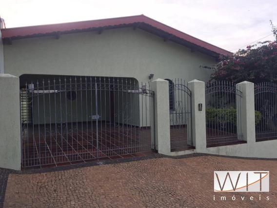 Casa Com 3 Dormitórios À Venda, 160 M² Por R$ 580.000,00 - Jardim Nova Europa - Campinas/sp - Ca0472