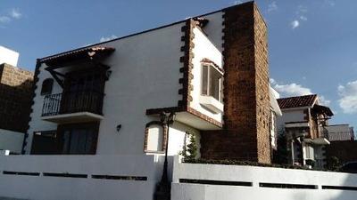 (crm-752-1245) Casa En Venta En Condominio Horizontal En Tlalpan