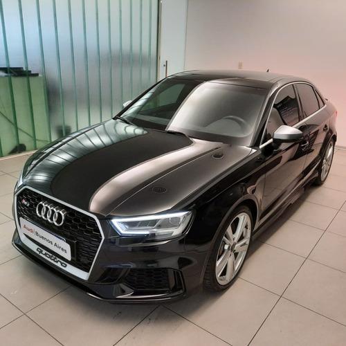 Audi Rs3 2019 Usado Nuevo 0km A45 2020 2021 A3 S3 Sedan Tv