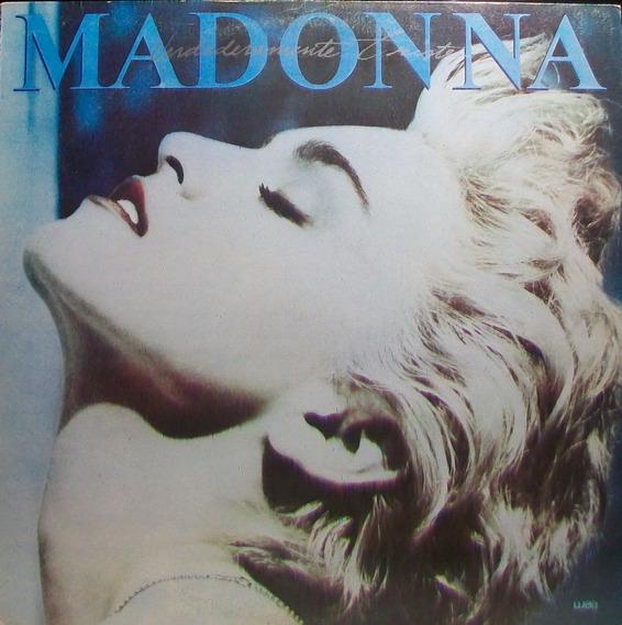Madonna - Verdaderamente Triste Disco Vinilo Lp