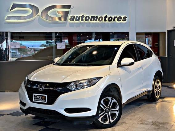 Honda Hr-v Lx Cvt 1.8n 2015 | 82.000 Km Blanco