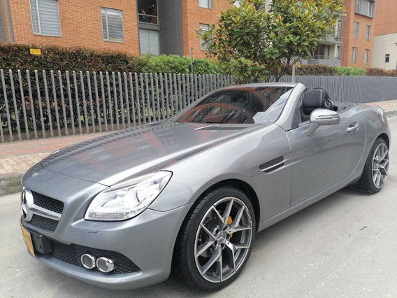 Mercedes Benz Clase Slk 200 1600 Cc A/t Convertible 2012