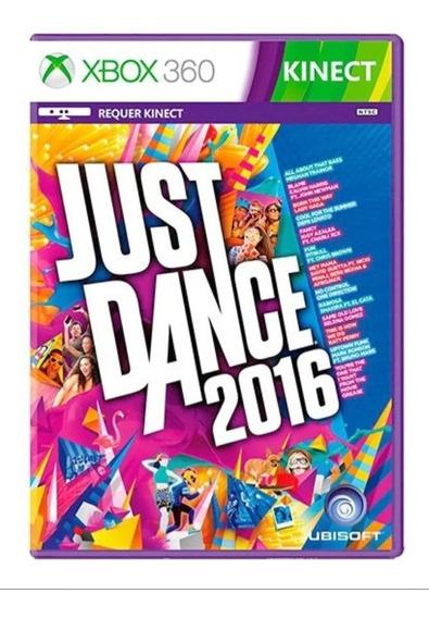 Just Dance 2016 Xbox 360 Original