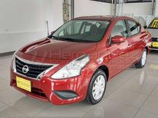 Nissan Versa 1.600cc 2018 Mt, Financiación!!