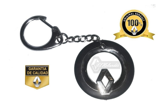 Llavero Renault - Original Rs