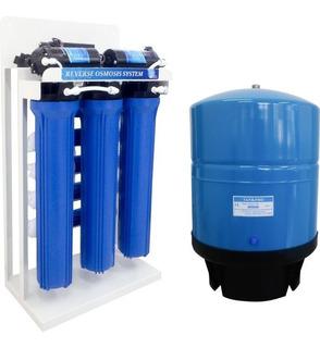 Filtro Osmose Reversa Laboratório E Deionizador D01 80l/h