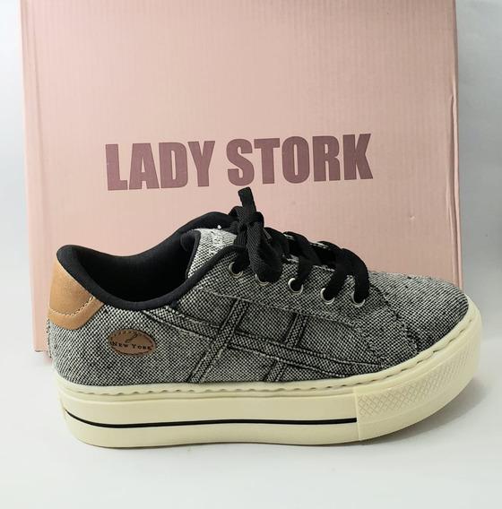 Lady Stork Zapatilla Betty