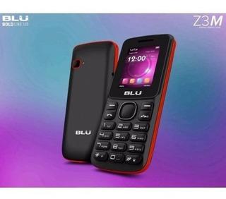 Celular Blu Z3 M Z150 Gsm Dual Sim Tela 1.8 Aceita Sd Card