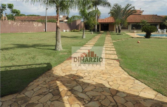 Chácara Residencial À Venda, Vila Fátima, Capivari. - Ch0072