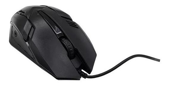 Mouse Optico Grande C/ Fio Usb 1000 Dpi 1889