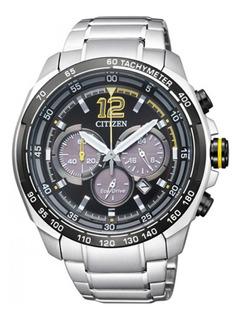 Reloj Citizen Ca4234-51e Crono Eco Drive Agente Oficial