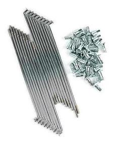 Raio Traseiro Crf230 Reforçado ( 4mm ) - Cromados