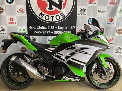 Kawasaki Ninja 300 Abs 30 Anniversary