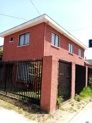 Excelente Casa Esquina En Concepción Cercana A Hospitales Y Plazas