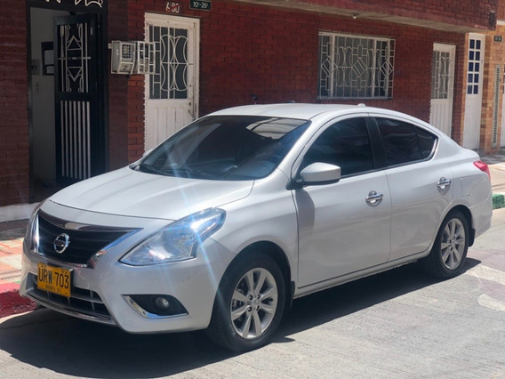 Nissan Versa Advance Mt 1600cc Aa Ab Abs