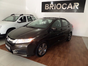 Honda City Lx 2015 Unico Dono