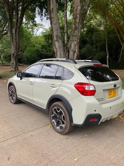 Subaru Xv Cbt