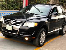 Volkswagen Touareg 2009 V8 Tipt Climat Sis Nav 4x4
