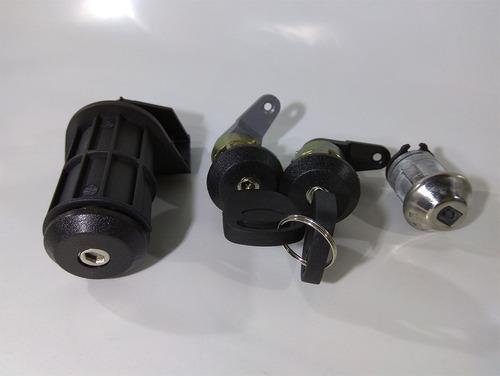 Cilindro Arran Ford Fiesta/etc. Kit 4 Pcs