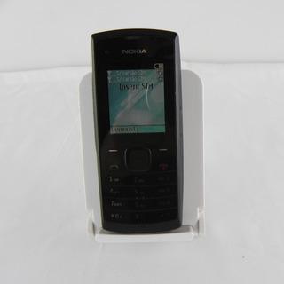 Celular Nokia Lanterna 2chip X1 01 Preto - Usado