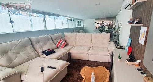 Sobrado Com 3 Dorms, Vila Santa Catarina, São Paulo - R$ 950 Mil, Cod: 91159 - V91159