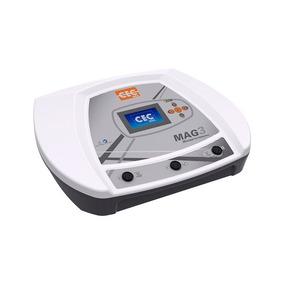 Mag 3 Cecbra - Aparelho De Magnetoterapia Com 3 Canais