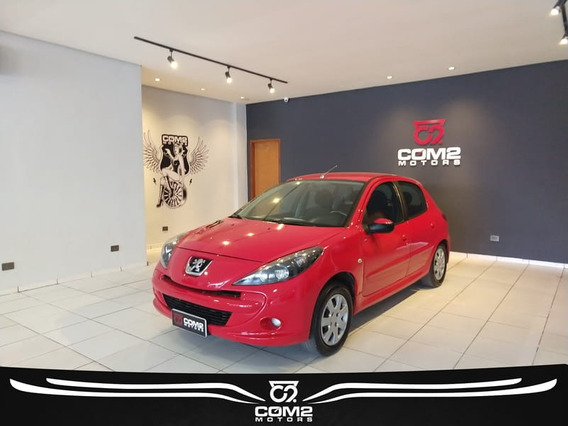 Peugeot 207 Hatch Xr Hb 1.4 8v Flex 4p 2013