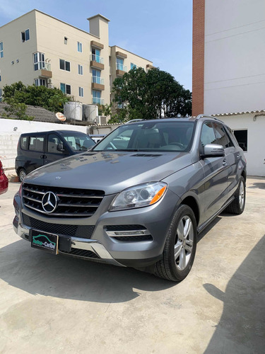 Mercedes-benz Ml 2015 3.5 4matic