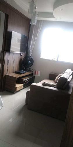 Apartamento Com 2 Dorms, Chácara Letônia, Americana - R$ 180 Mil, Cod: 1127 - V1127