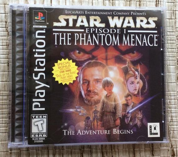 Ps1 - Star Wars Episode I The Phantom Menace - Original
