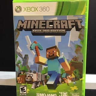 Minecraft - Videojuego Xbox 360