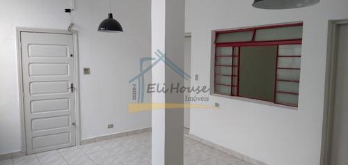 Imagem 1 de 8 de Eli House Imóveis - 26326-j | Casa 106 M² - Centro De Santo André/sp - Ca00193 - 69506147