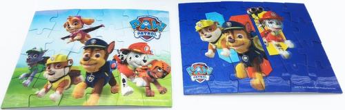 Patrulla De Cachorros - Puzzle En Lata 98324